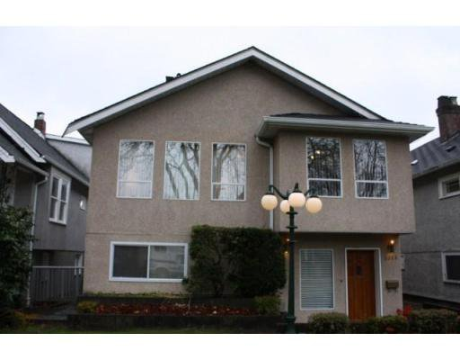 Photo 1: Photos: 3058 West 12th Avenue in Vancouver: Multifamily for sale (kits)  : MLS®# V921038