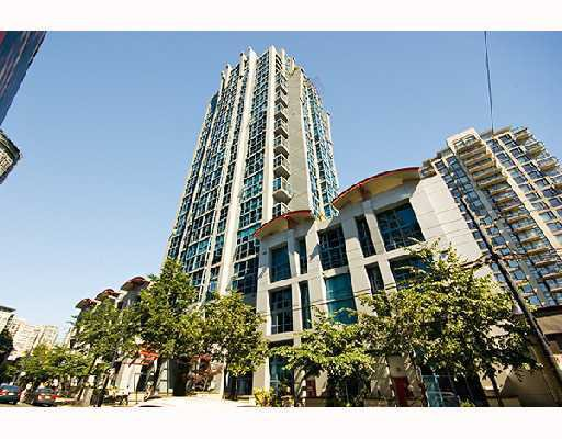 "Main Photo: 802 1238 SEYMOUR Street in Vancouver: Downtown VW Condo for sale in ""SPACE"" (Vancouver West)  : MLS®# V680718"