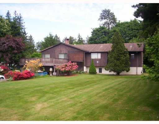 Main Photo: 12208 206TH Street in Maple_Ridge: Northwest Maple Ridge House for sale (Maple Ridge)  : MLS®# V713740