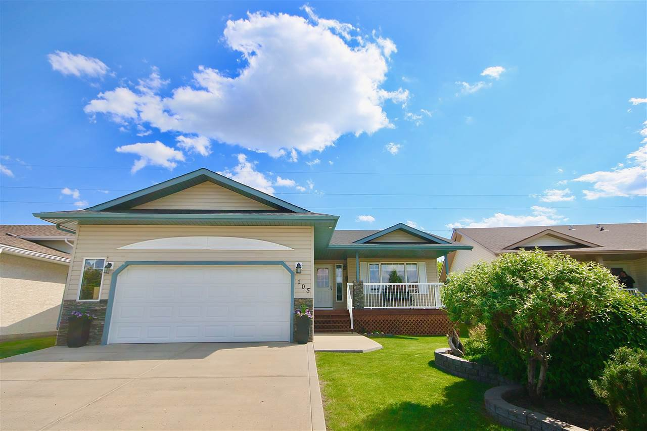 Main Photo: 105 Northbend Drive: Wetaskiwin House for sale : MLS®# E4171743
