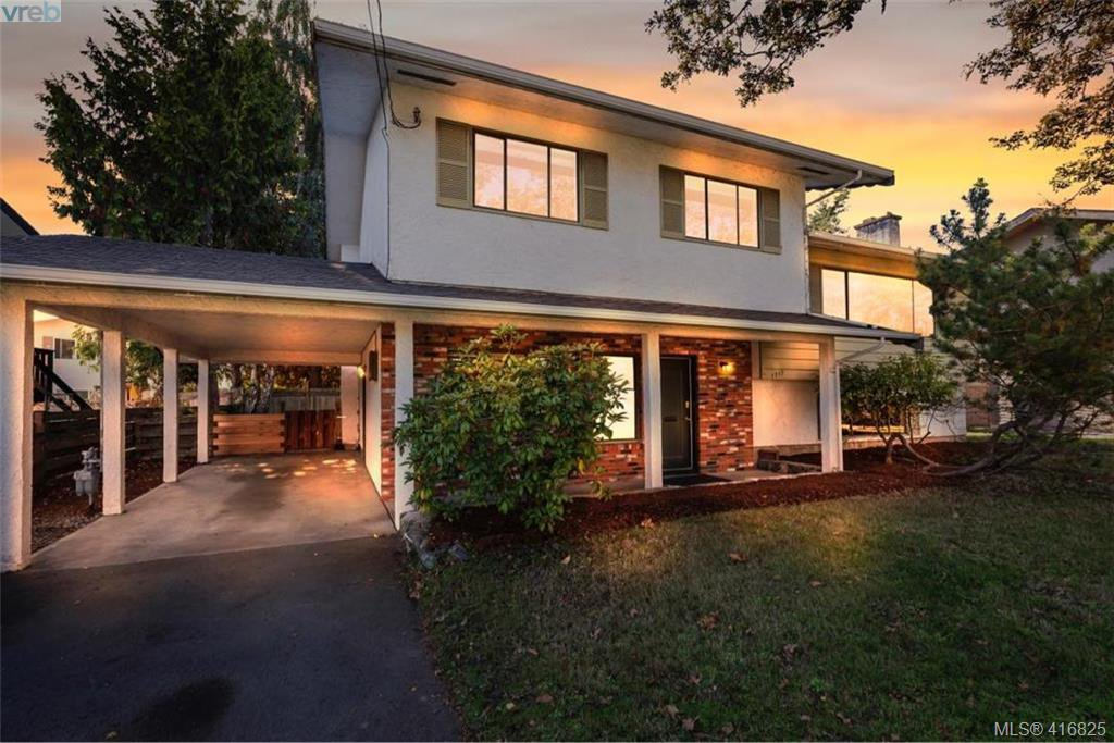 Main Photo: 1717 Kenmore Road in VICTORIA: SE Gordon Head Single Family Detached for sale (Saanich East)  : MLS®# 416825