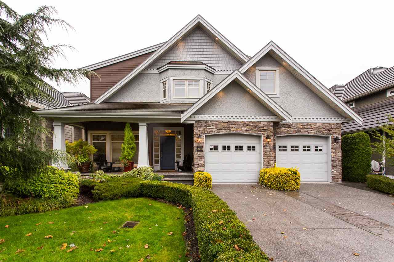 "Main Photo: 15459 37A Avenue in Surrey: Morgan Creek House for sale in ""Ironwood"" (South Surrey White Rock)  : MLS®# R2412727"
