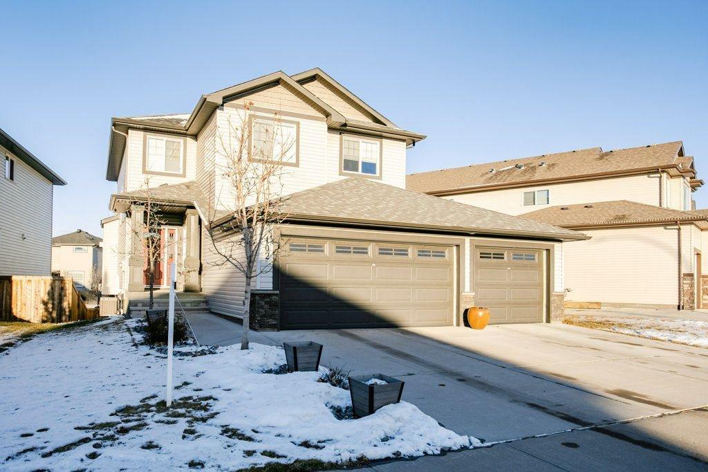 Main Photo: 102 CRANBERRY Bend: Fort Saskatchewan House for sale : MLS®# E4181125