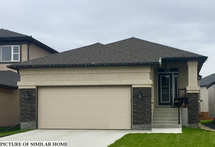 Main Photo: 83 DOUGLAS HENNING Bay in Winnipeg: Prairie Pointe Residential for sale (1R)  : MLS®# 202008272