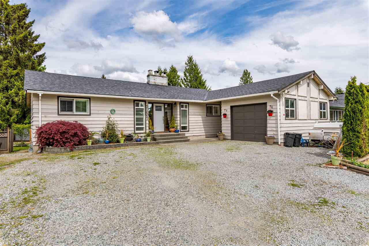 Main Photo: 21663 124 Avenue in Maple Ridge: West Central House for sale : MLS®# R2453563