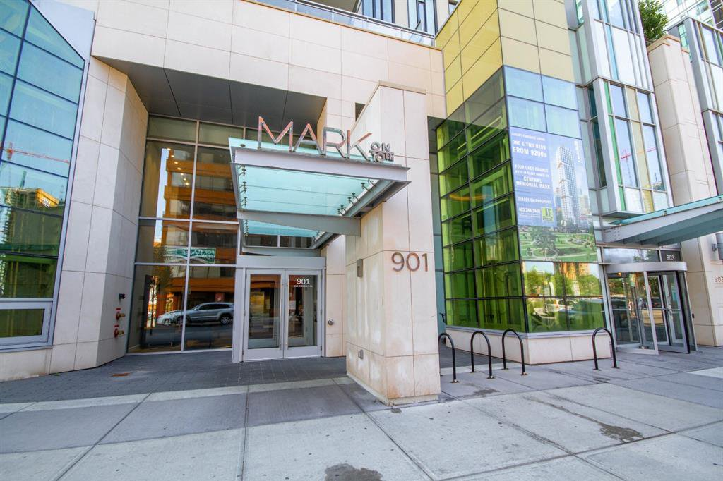 Main Photo: 2103 901 10 Avenue SW in Calgary: Beltline Apartment for sale : MLS®# A1020179