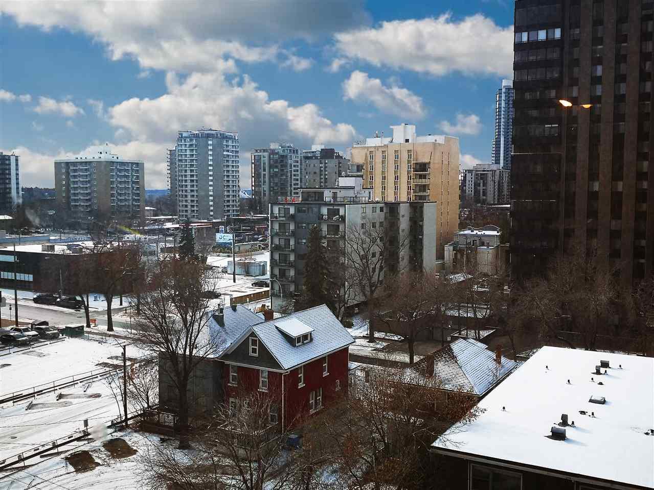 Main Photo: 806 10160 114 Street in Edmonton: Zone 12 Condo for sale : MLS®# E4219047