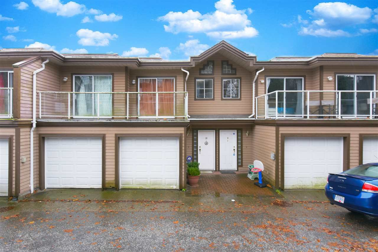 Main Photo: 10 1872 HARBOUR Street in Port Coquitlam: Citadel PQ Townhouse for sale : MLS®# R2516503