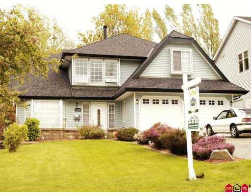 Main Photo: 11286 ROXBURGH Road in Surrey: Bolivar Heights House for sale (North Surrey)  : MLS®# F2710106