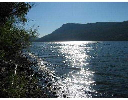 """Main Photo: 6981 OLD NICOLA Trail in No_City_Value: Out of Town Land for sale in """"QUILCHENA ON THE LAKE"""" : MLS®# V657509"""