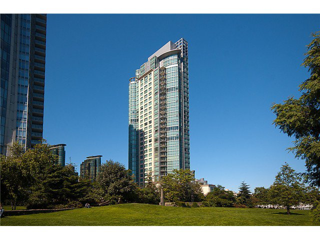 Main Photo: 1904 323 Jervis Street in Vancouver: Coal Harbour Condo for sale (Vancouver West)  : MLS®# V863985