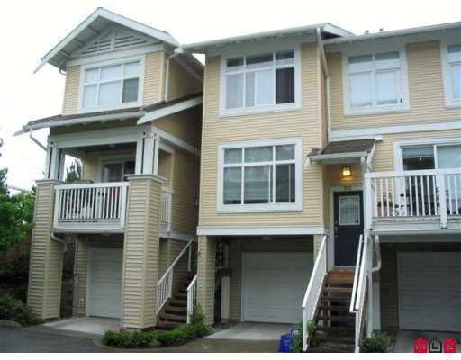 "Main Photo: 153 20033 70TH Avenue in Langley: Willoughby Heights Townhouse for sale in ""Denim"" : MLS®# F2722349"