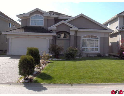 "Main Photo: 6213 126B Street in Surrey: Panorama Ridge House for sale in ""Panarama Ridge"" : MLS®# F2811065"