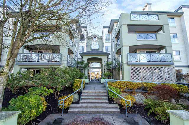 Main Photo: 109 20110 Michaud Crescent in Langley: Condo for sale : MLS®# R2422182