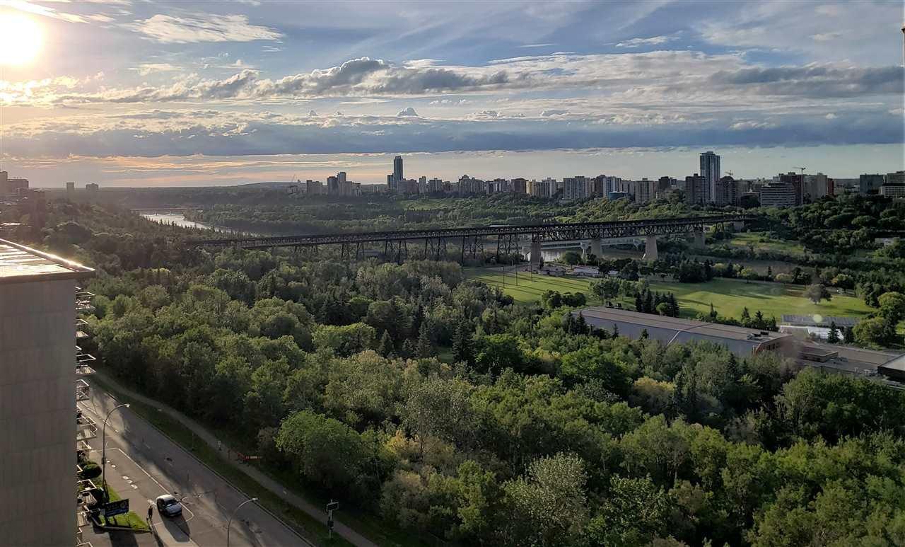 Main Photo: 1601 10649 SASKATCHEWAN Drive in Edmonton: Zone 15 Condo for sale : MLS®# E4208261