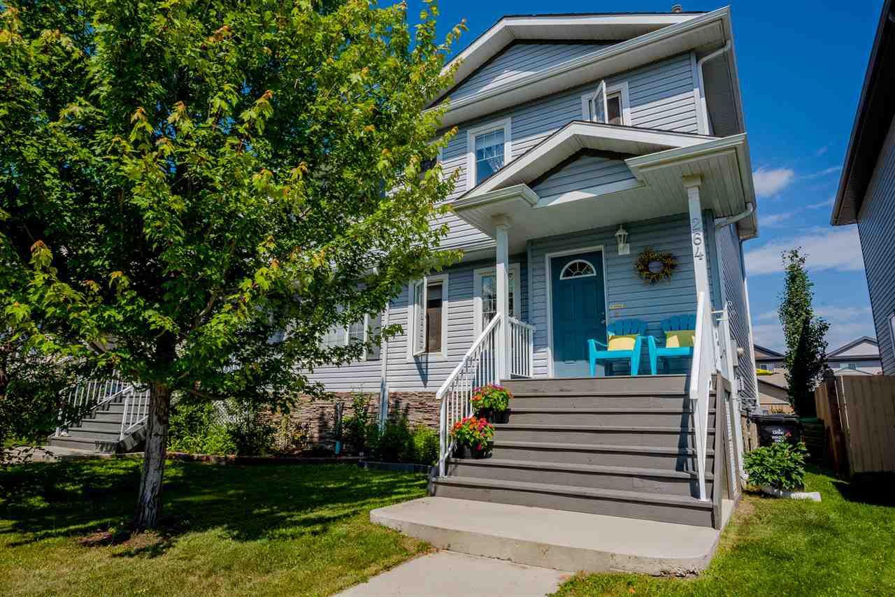 Main Photo: 264 Avena Circle: Leduc House Half Duplex for sale : MLS®# E4208472