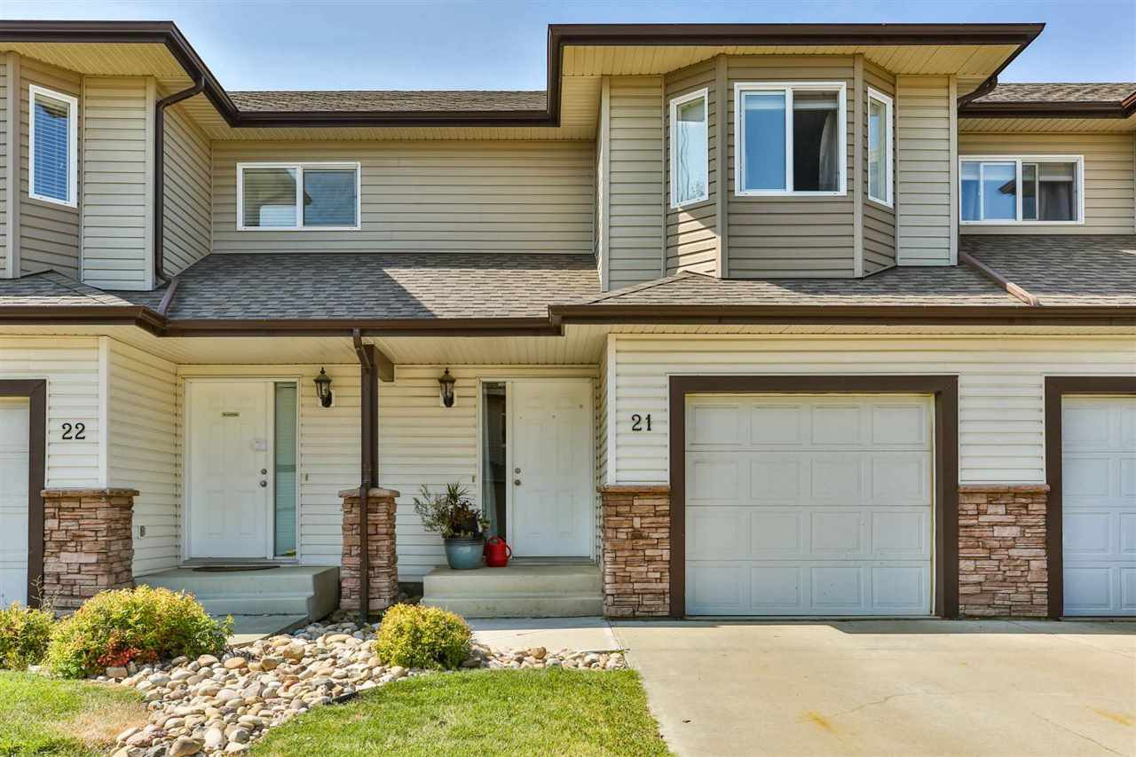 Main Photo: 171 BRINTNELL Boulevard in Edmonton: Zone 03 Townhouse for sale : MLS®# E4220749