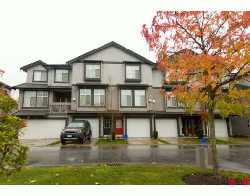"Main Photo: 8 18828 69TH Avenue in Surrey: Clayton Townhouse for sale in ""STARPOINT"" (Cloverdale)  : MLS®# F2925562"