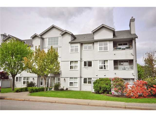 "Main Photo: 205-4989 47 AVE in Ladner: Ladner Elementary Condo  in ""PARK REGENT ESTATES"""