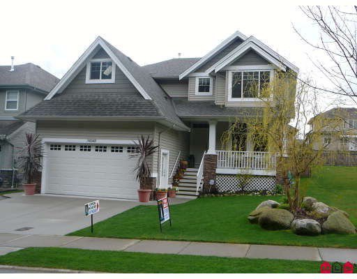 Main Photo: 34148 AMBLEWOOD Place in Abbotsford: Poplar House for sale : MLS®# F2811714
