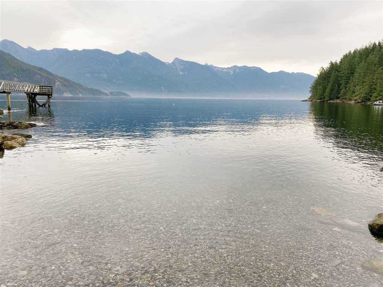 Main Photo: Lot 1 DOUGLAS BAY: Gambier Island Land for sale (Sunshine Coast)  : MLS®# R2420395