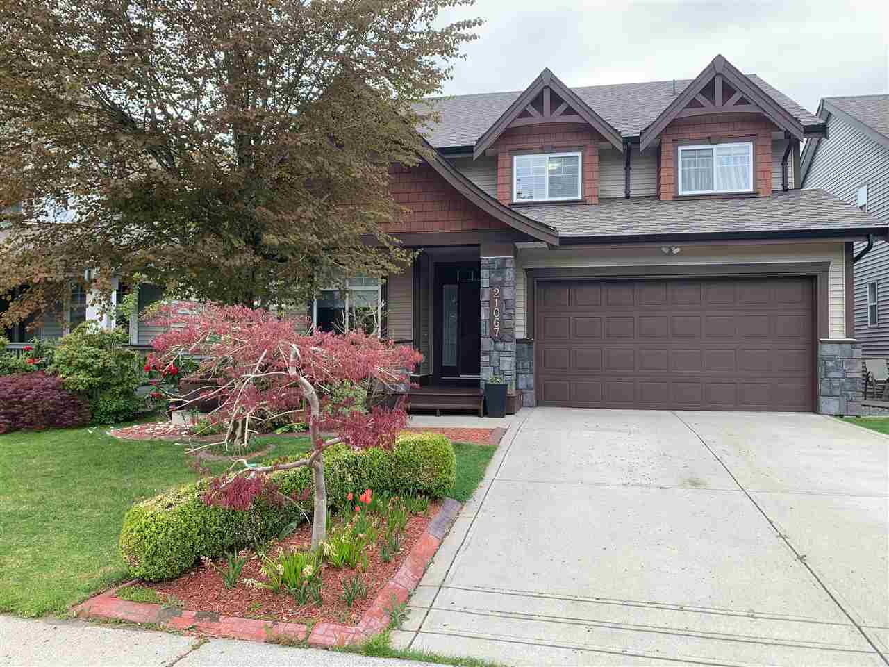 Main Photo: 21067 83A Avenue in Langley: Willoughby Heights House for sale : MLS®# R2459560