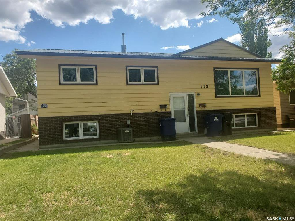Main Photo: 113 A&B 112th Street West in Saskatoon: Sutherland Residential for sale : MLS®# SK810792
