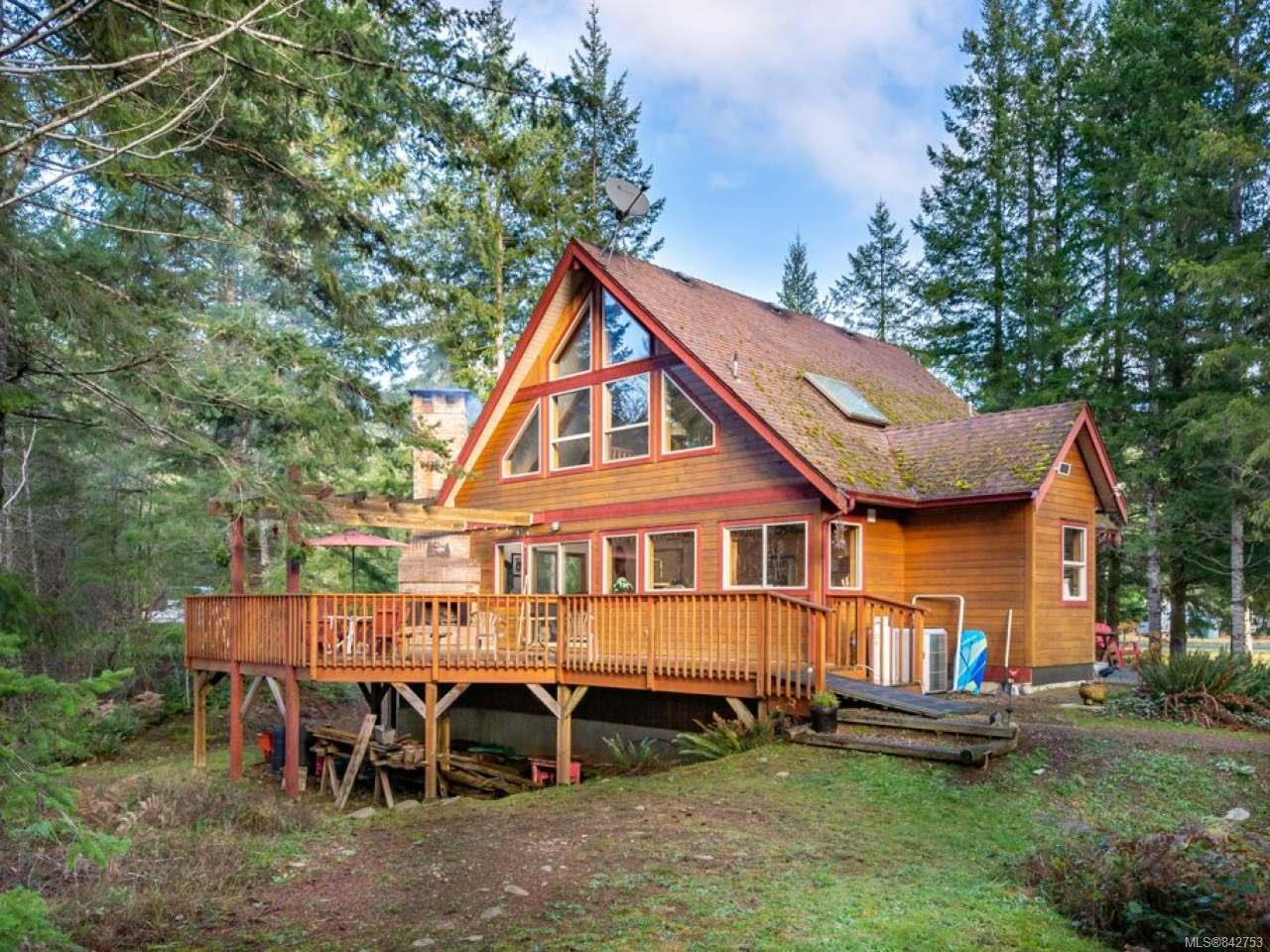 Main Photo: 3871 Woodhus Rd in CAMPBELL RIVER: CR Campbell River South Single Family Detached for sale (Campbell River)  : MLS®# 842753
