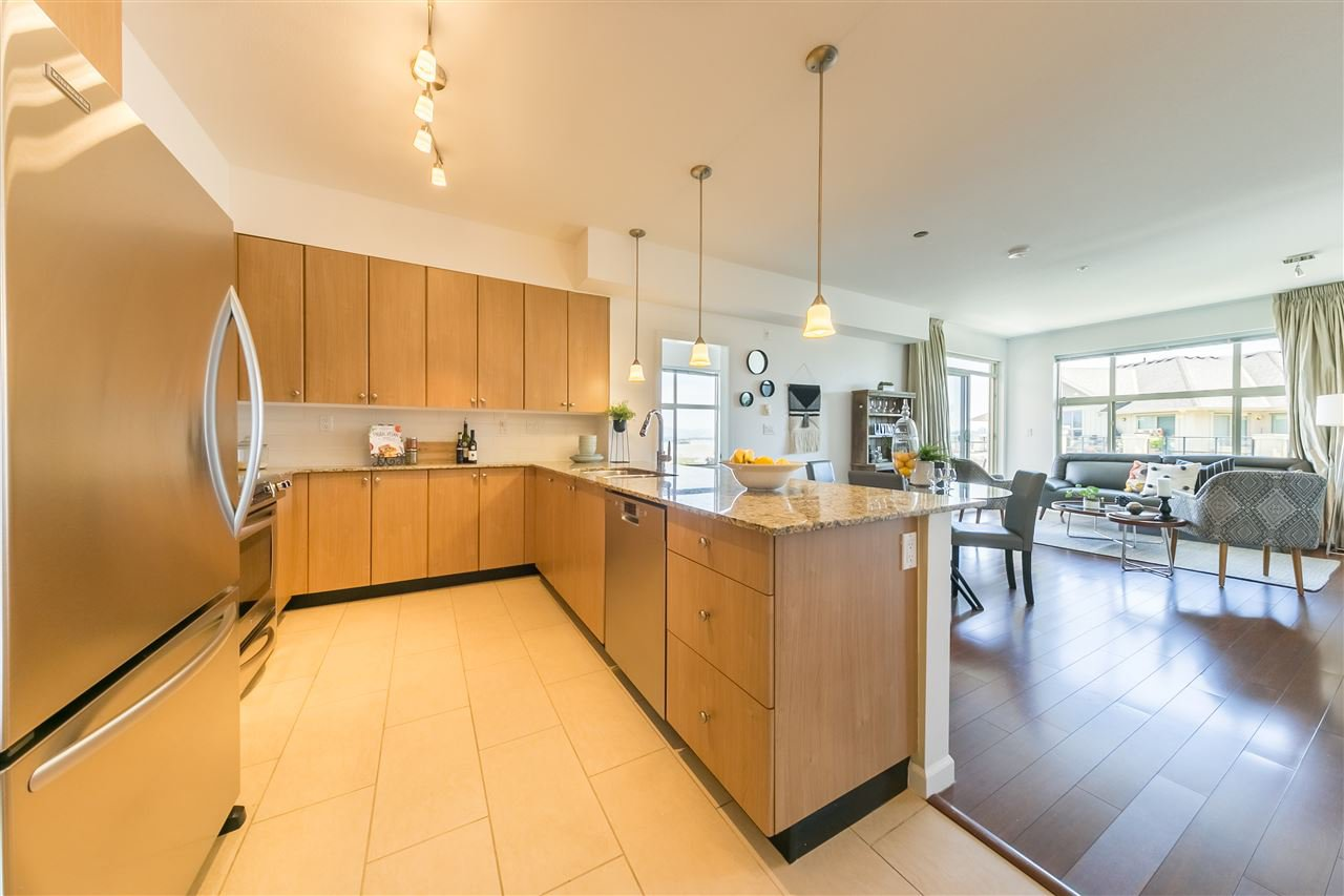 "Main Photo: 305 275 ROSS Drive in New Westminster: Fraserview NW Condo for sale in ""The Grove at Victoria Hill"" : MLS®# R2479209"
