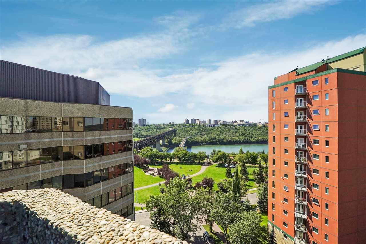 Main Photo: 1205 9715 110 Street in Edmonton: Zone 12 Condo for sale : MLS®# E4212774