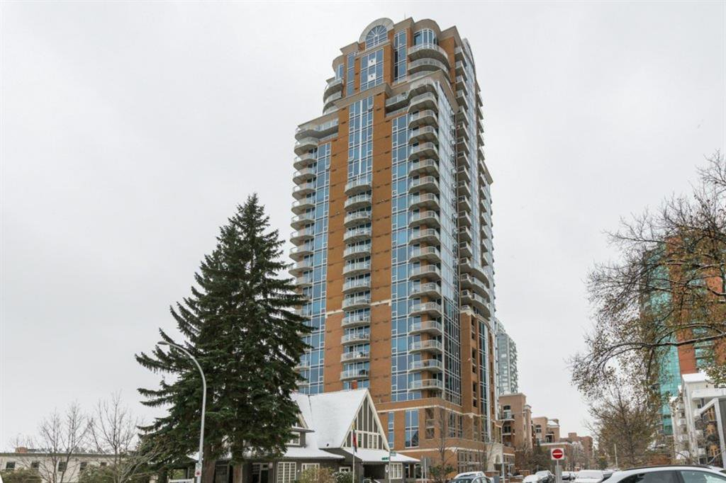 Main Photo: 206 817 15 Avenue SW in Calgary: Beltline Apartment for sale : MLS®# A1043773