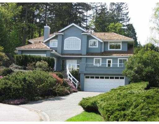 """Main Photo: 4880 THE DALE BB in West_Vancouver: Olde Caulfeild House for sale in """"OLDE CAULFEILD"""" (West Vancouver)  : MLS®# V658230"""