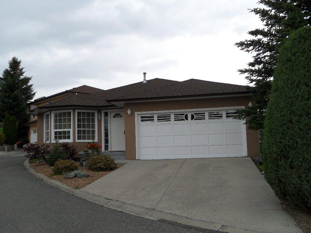 """Main Photo: 8 2020 Van Horne Drive in Kamloops: House for sale in """"VAN HORNE TERRACES"""" : MLS®# 104946"""