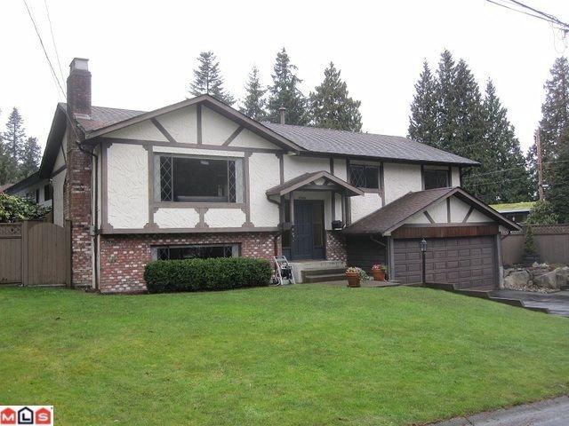 "Main Photo: 10486 SUNRIDGE PL in Delta: Nordel House for sale in ""SUNBURY PARK"" (N. Delta)  : MLS®# F1106200"