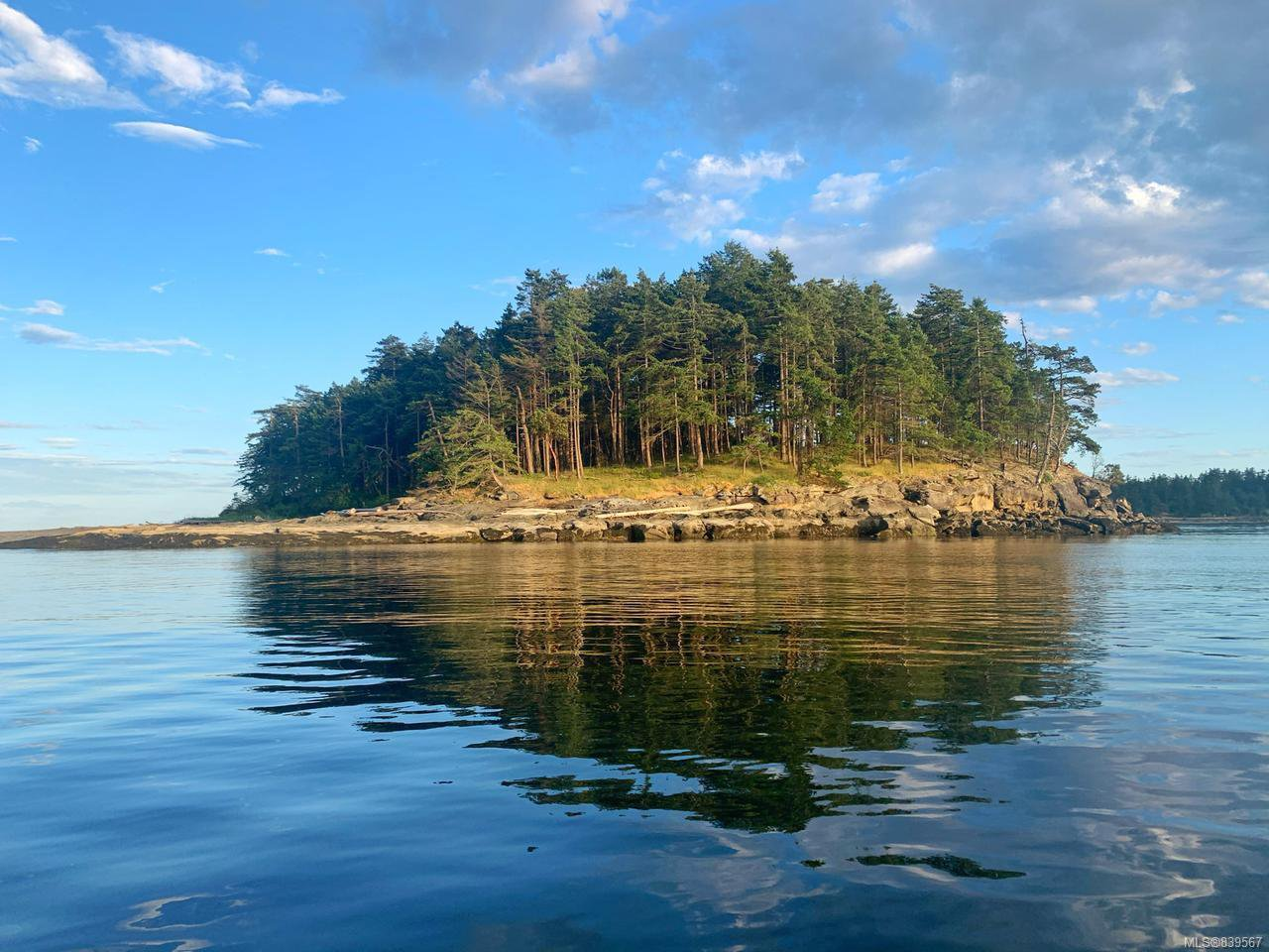 Main Photo:  in SATURNINA ISLAND: Isl Small Islands (Nanaimo Area) Land for sale (Islands)  : MLS®# 839567
