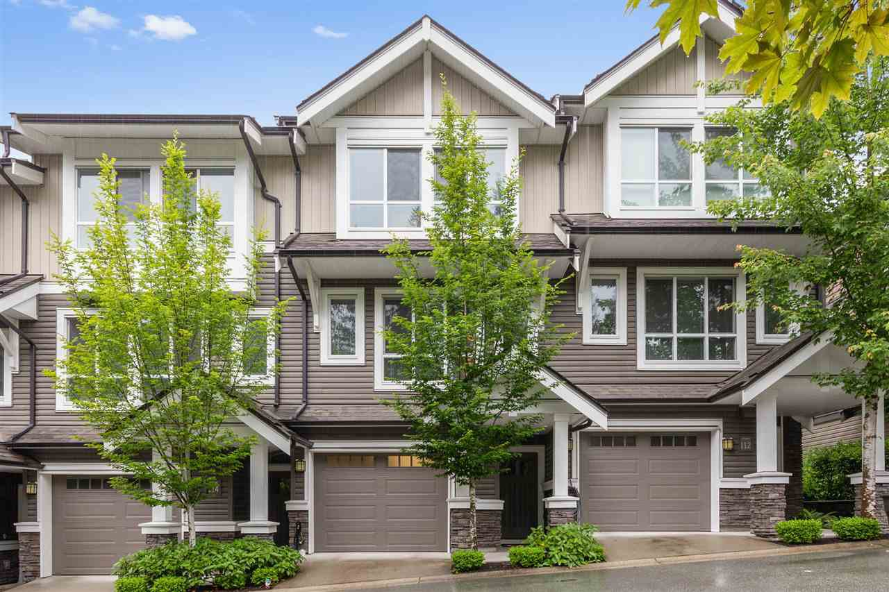 """Main Photo: 113 1480 SOUTHVIEW Street in Coquitlam: Burke Mountain Townhouse for sale in """"CEDAR CREEK NORTH"""" : MLS®# R2472450"""