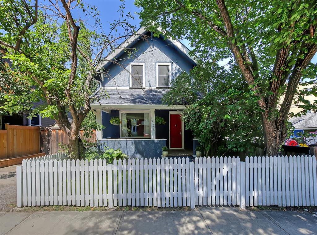 Main Photo: 1440 21 Avenue SW in Calgary: Bankview Detached for sale : MLS®# A1009748