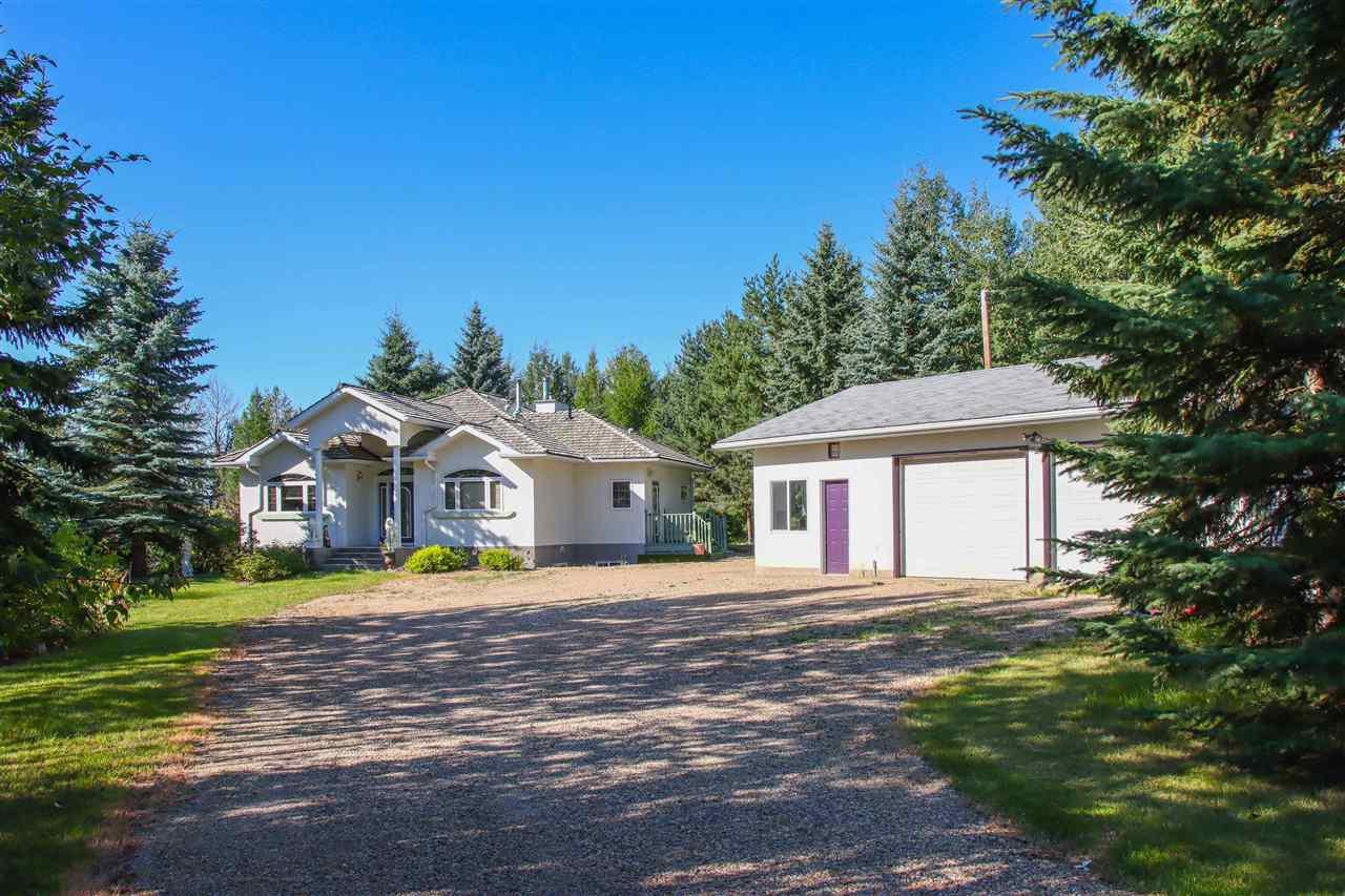 Main Photo: 2501 52 Avenue: Rural Wetaskiwin County House for sale : MLS®# E4210544