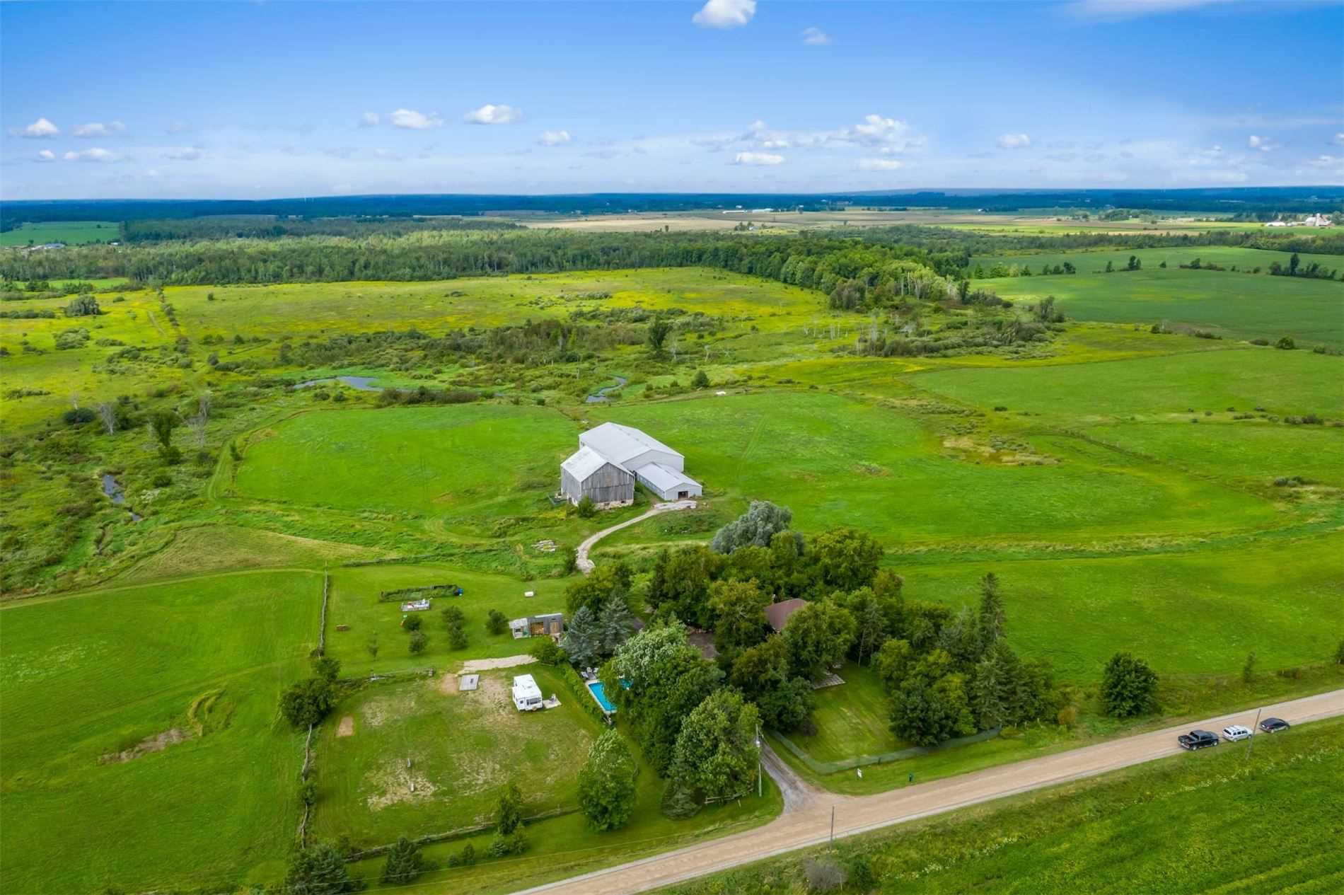 Main Photo: 374448 6th Line in Amaranth: Rural Amaranth House (2-Storey) for sale : MLS®# X4896918