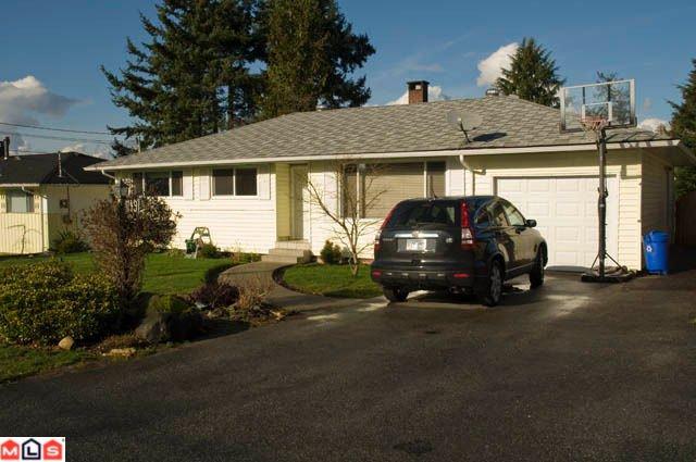Main Photo: 11491 95TH AV in Delta: House for sale : MLS®# F1004074