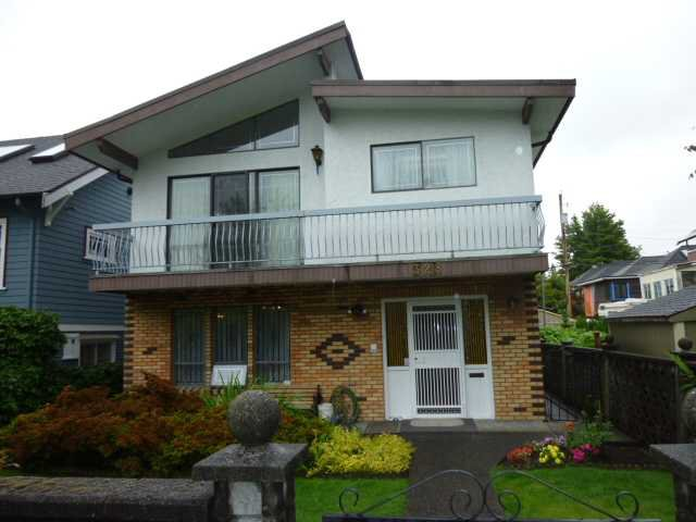 Main Photo: 328 E 19TH AV in Vancouver: Main House for sale (Vancouver East)  : MLS®# V900236
