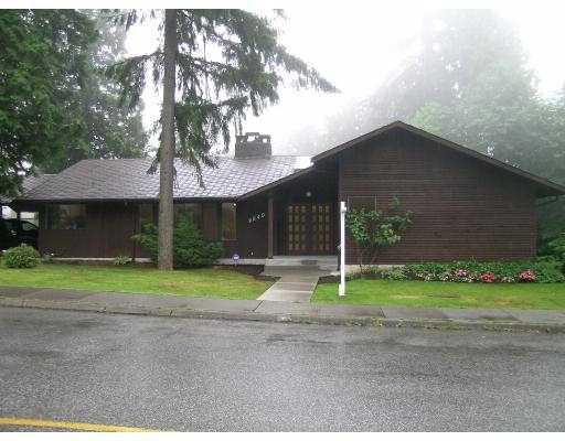 Main Photo: 3840 PRINCESS Avenue in North_Vancouver: Princess Park House for sale (North Vancouver)  : MLS®# V659909