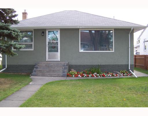 Main Photo: 974 BANNERMAN Avenue in WINNIPEG: North End Residential for sale (North West Winnipeg)  : MLS®# 2804796