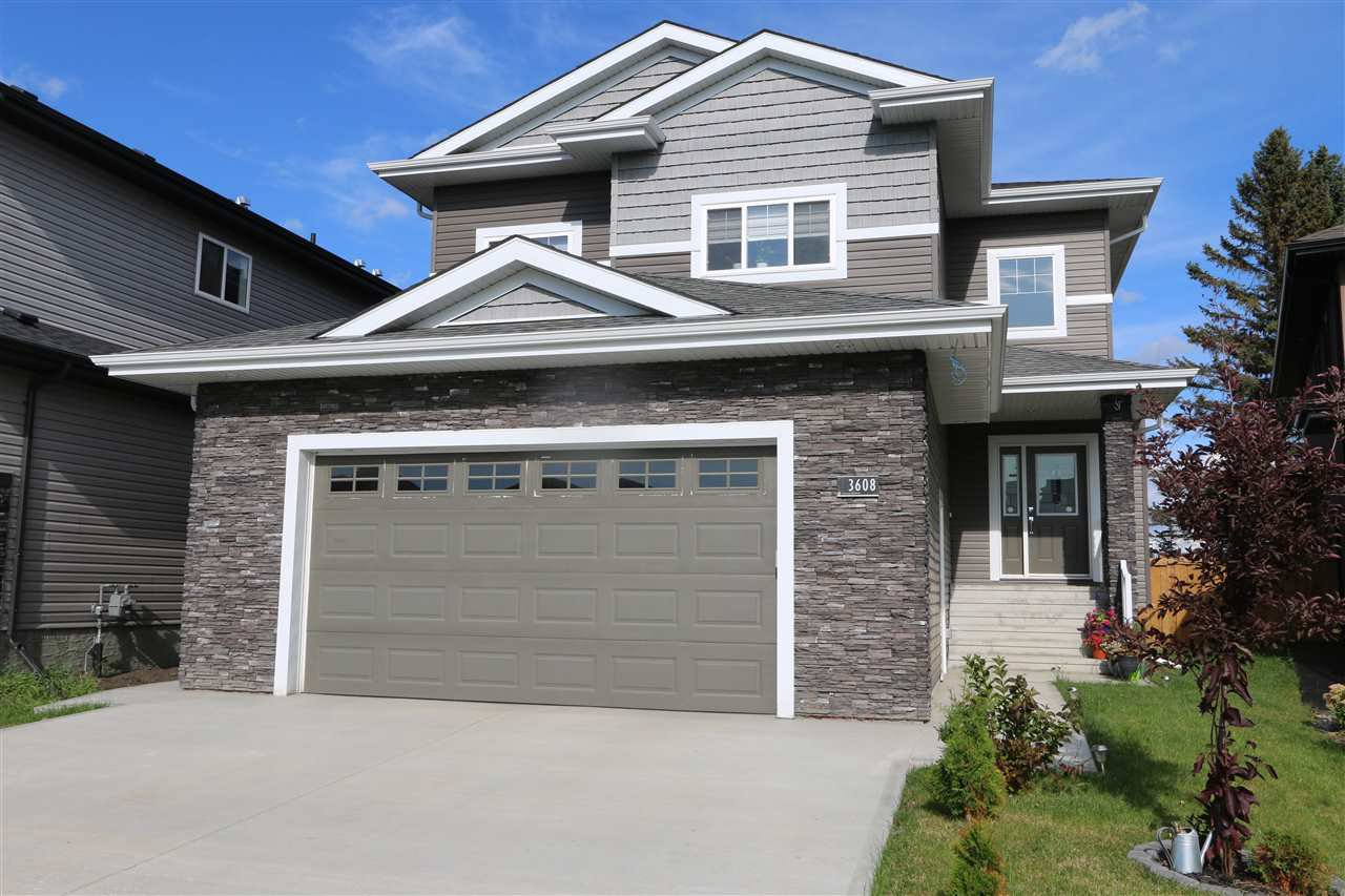 Main Photo: 3608 CLAXTON Place in Edmonton: Zone 55 House for sale : MLS®# E4173741