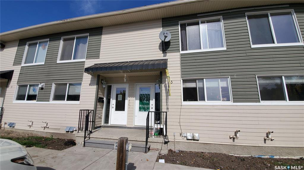 Main Photo: 4 315 N Avenue South in Saskatoon: Pleasant Hill Residential for sale : MLS®# SK786506