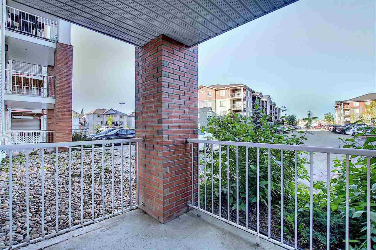 Main Photo: 111 920 156 NW in Edmonton: Zone 14 Condo for sale : MLS®# E4208138
