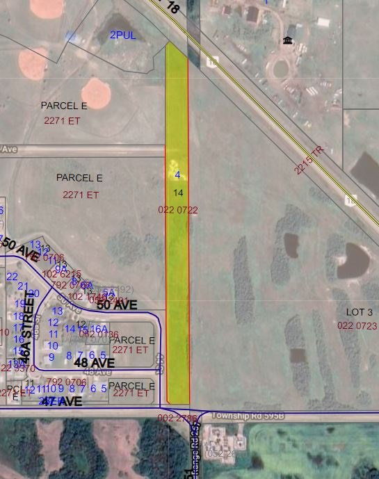 Main Photo: NE35-59-25 W4: Clyde Vacant Lot for sale : MLS®# E4220608