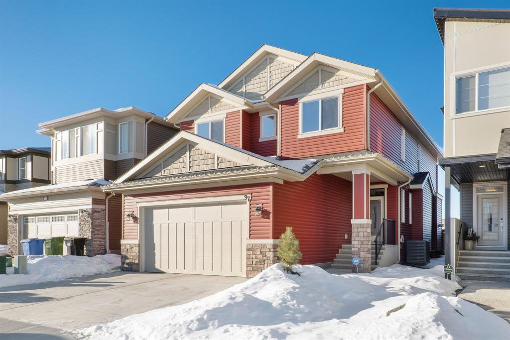 Main Photo: 97 Sage Bluff Close NW in Calgary: Sage Hill Detached for sale : MLS®# A1059551