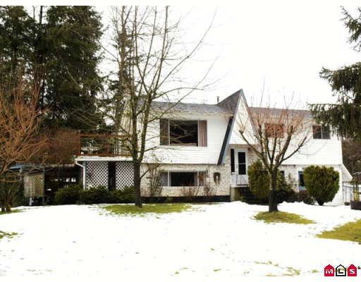 Main Photo: 1109 252ND Street in Langley: Otter District House for sale : MLS®# F2802241