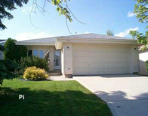 Main Photo: 236 MARYGROVE in WINNIPEG: Fort Garry / Whyte Ridge / St Norbert Single Family Detached for sale (South Winnipeg)  : MLS®# 2709337